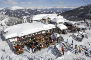 Gamskogelhütte am Katschberg