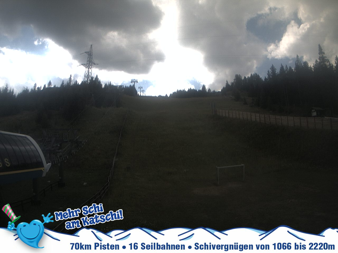 Katschberg Gamskogel Live Webcam