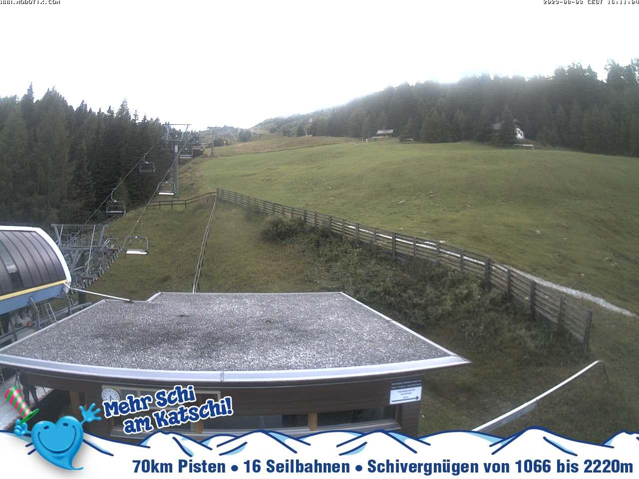 Katschberg webcam - ski station Sonnalm