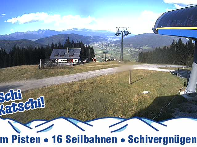 Webcam Tellerlift