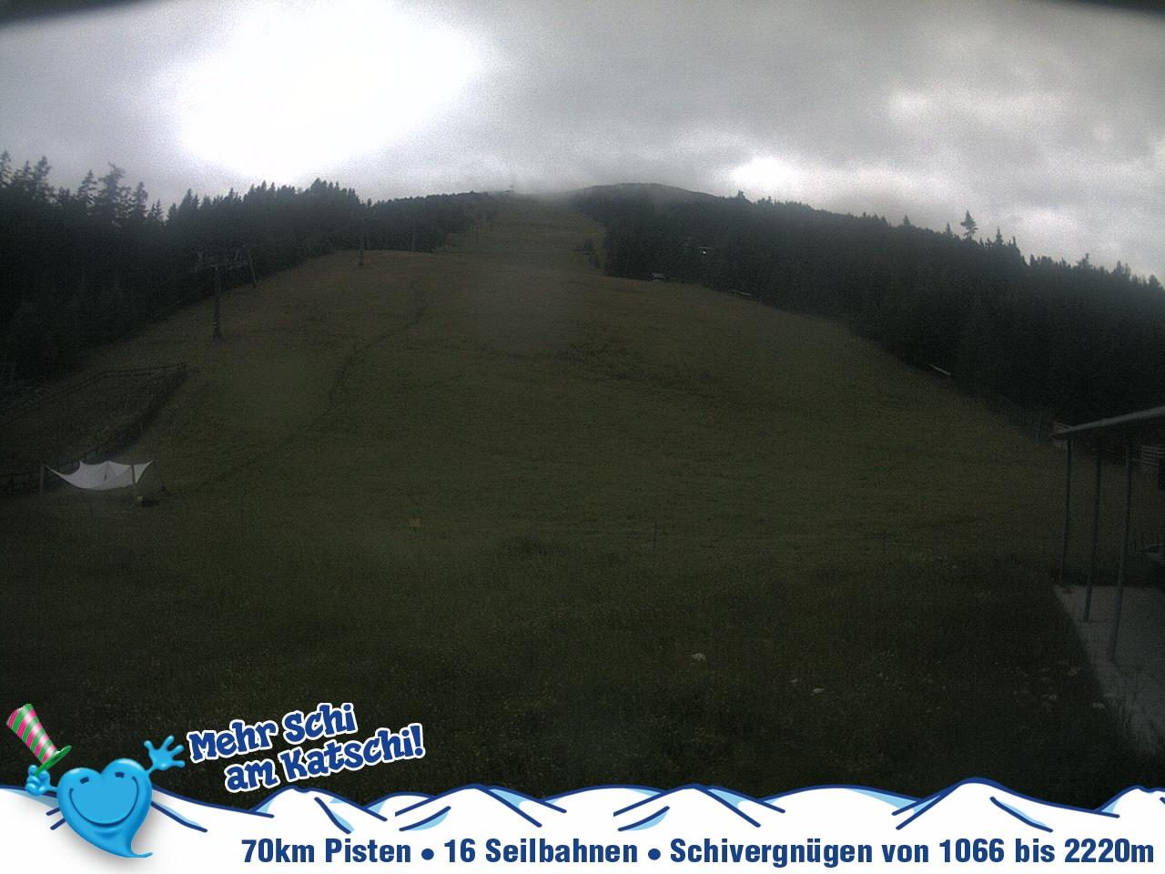 Katschberg webcam - Tschaneck chairlift Gamskogel Express